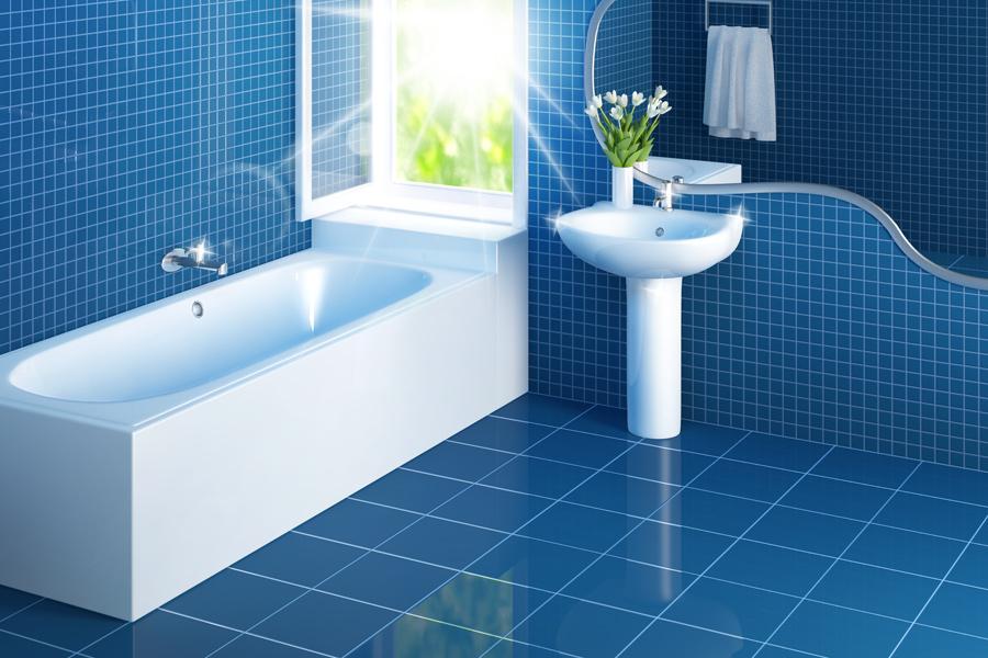 Συμβουλές για το καθάρισμα του μπάνιου!!!